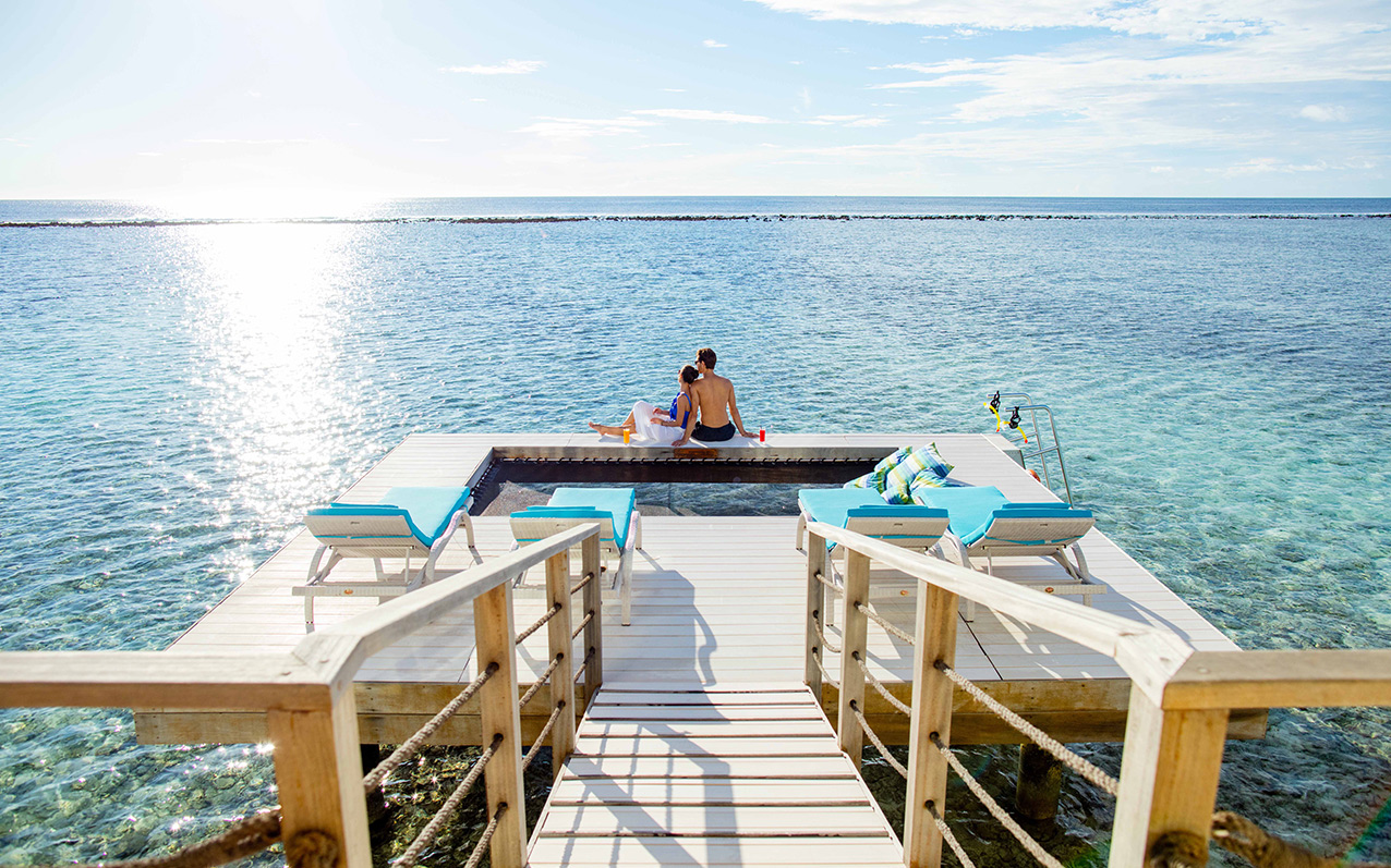 Exclusive deals and offers crafted just for you from Holiday Inn Kandooma Maldives