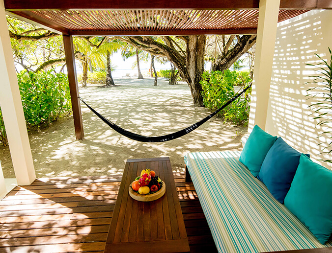 Beach Villas at Holiday Inn Kandooma Maldives