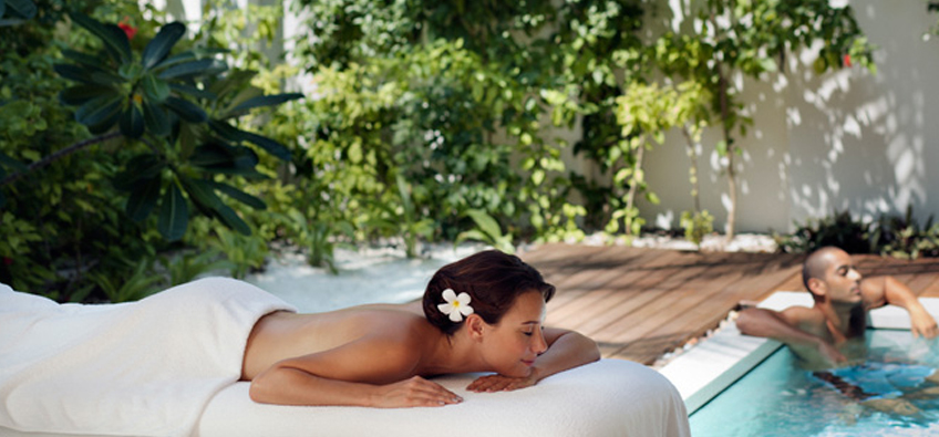 Yoga, Spa and wellness at Holiday Inn Kandooma Maldives