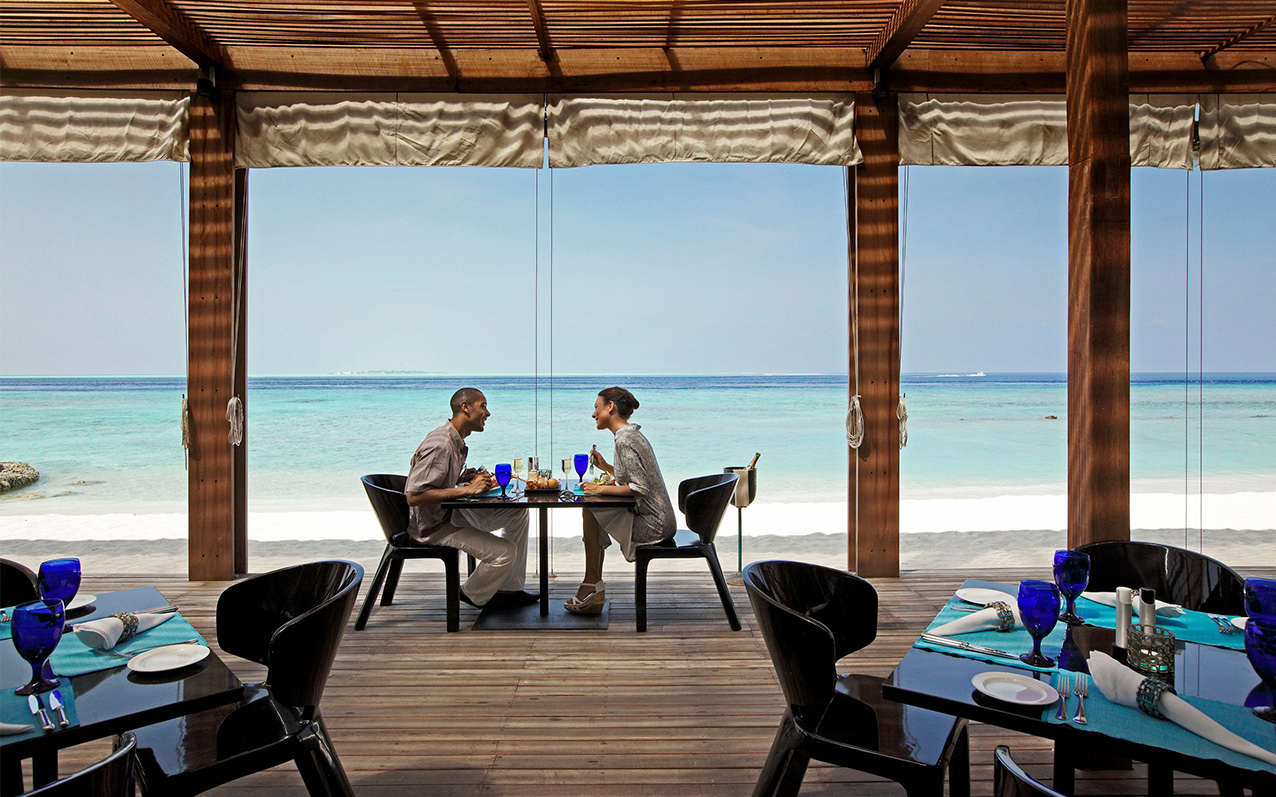 Romantic Getaway at Holiday Inn Kandooma Maldives